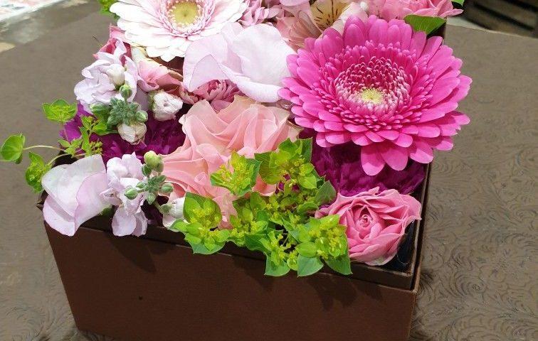 母の月 母の月として #花で言葉を伝えよう