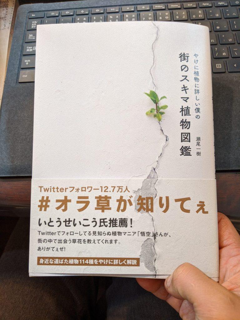 やけに植物に詳しい僕の街のスキマ植物図鑑悟空